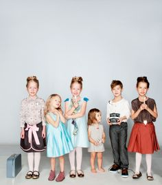 Estonian kids wear designer labels series. Photo by Hele-Mai Alamaa
