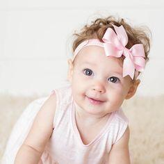 Cintas y tocados para bebes Cinta de encaje con flor y plumas Para