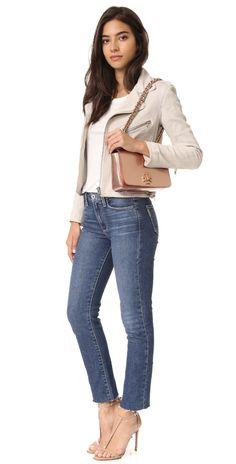 Tory Burch Mercer Adjustable Shoulder Bag | SHOPBOP