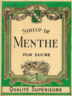 sirop menthe 2 by pilllpat (agence eureka),