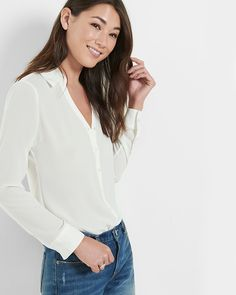 slim fit no pocket portofino shirt