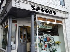 Spooks - New Age Shop in Haworth
