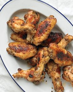 Emeril's Oven-Roasted Chicken Wings