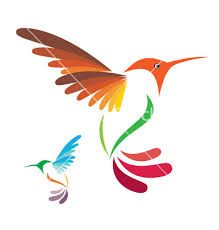 Image result for hummingbird graphic