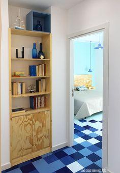 Una casa non è un iglù: IL GRANDE BLU - affittacamere- B&B