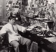 GOMEZ DE LA SERNA, Ramon Escritor Madrid, 1888-1963
