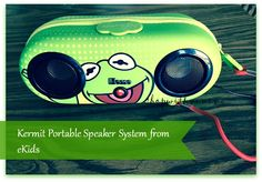 Kermit Portable Speaker System from eKids