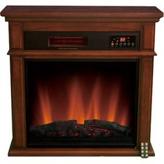 1000+ images about Fireplaces on Pinterest | Electric fireplaces ...
