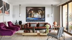 The prolific, young interior design duo of Emil Humbert and Christophe Poyet, have created Grace, an elegant, single apartment on the desirable Larvotto seafront of the principality of Monaco, which marries the glamour, sophistication and desirability that is so synonymous with its storied location.