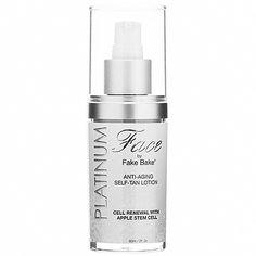 Fake Bake Platinum Face Anti-Aging Self-Tanning Lotion at DermStore