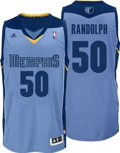 ee0a7832e0497 NBA Memphis Grizzlies Zach Randolph Alternate Swingman Jersey Light Blue -  http   www