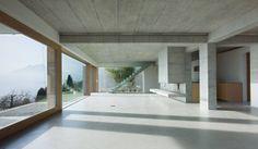 Buchner Bründler Architekten | Haus in Hertenstein Weggis CH | 2010-12