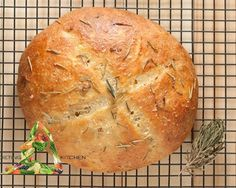 Rosemary And Garlic Coconut Flour Bread is one of the easiest recipes to start with when you start baking with coconut flour! This recipe makes one loaf of bread. You can  easily double  or triple this recipe and freeze extra loaves.   Ingredients 1/2 cup Coconut flour 1 stick butter (8 tbsp) 6 large eggs 1 …