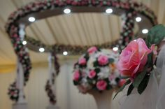 The RAAJ is on hand to assist you with ALL elements of your wedding planning, including mandaps. http://ow.ly/6RZv30bFywC