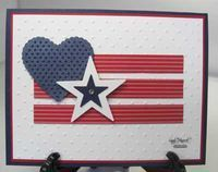 UdderlyAwesome Stamping From The Heart: Thank you to all who have and are currently protecting our country!