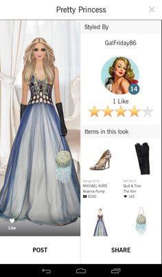Covet Fashion: Pretty Princess