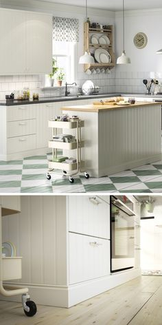 Your Kitchen Should Reflect Your Style! Cover Panels And Toe Kicks That  Match Your IKEA