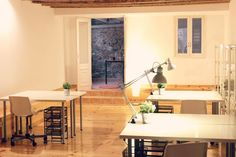Raval Co - #coworking space in Barcelona, Spain.