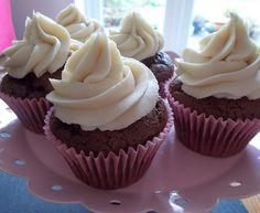 Baileys Cupcakes!