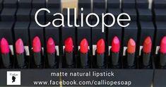 #lipsticklover #lipstick #lipstickaddict #mattelips #lips #makeupbyme #naturallipstick #insta #instalips #instaglam #naturalcosmetics #colors #againstanimalcruelty Natural Lipstick, Matte Lips, Face And Body, Body Care, Colors, Beauty, Colour, Bath And Body, Beauty Illustration