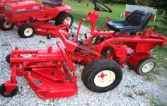 One of the original Zero-Turn Mowers!    Gravely