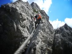 Klettersteig Lienzer Dolomiten: www.hikeandbike.de