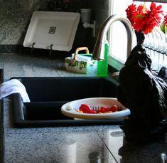 Black Granite composite Sink - Today's Creative Blog