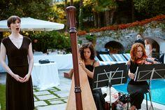 Arpa Violino e Soprano