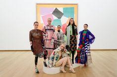 Tijdens FashionWeek Nederland was er ook ruimte voor beginnende ontwerpers, zoals Liselore Frowijn. Tijdens 'Matisse et la Mode' liet zij haar collectie zien met de tentoonstelling van Henri Matisse. Mode en kunst kwamen zo samen.