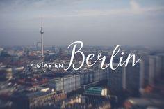 Mami ya es de día: Cuatro días en Berlín