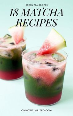 18 Delicious Matcha Recipes You will Love Matcha Tea Latte, Best Matcha Tea, Matcha Drink, Matcha Dessert, Green Tea Latte, Matcha Green Tea, Matcha Tea Benefits, Green Tea Dessert, How To Make Matcha