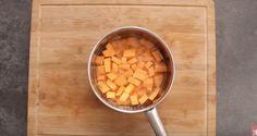 Bombe piquante à la patate douce : rien de tel pour faire un exploser les saveurs dans votre boucheNotez cette recette Cette recette est originale, car elle présente l'intérêt d'utiliser des patates douces. En cela, ce plat se propose comme une évasion, un voyage. Il s'agit d'une recette CuisineAZ. Ingrédients: Des patates douces Farine Ciboulette …