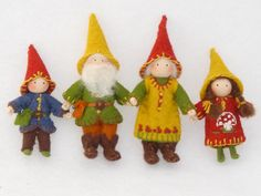 gnomehome, diy action with what we call pipecleaners! Lovely handmade by; dream a little7.