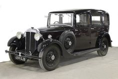 1935 Daimler LQ3 20HP By Windovers