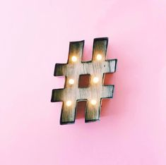 Wooden hashtag by somehow reminding me of circuses and fairy floss. by flyghte September 10 2015 at List Of Hashtags, Trending Hashtags, Dream Job, Dream Career, Business Branding, Unique Weddings, Brisbane, Chevrolet Logo, Daughters