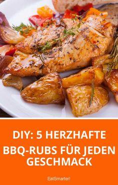 DIY: 5 herzhafte BBQ-Rubs für jeden Geschmack | eatsmarter.de