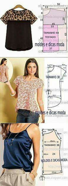 Amazing Sewing Patterns Clone Your Clothes Ideas. Enchanting Sewing Patterns Clone Your Clothes Ideas. Sewing Dress, Dress Sewing Patterns, Blouse Patterns, Sewing Patterns Free, Free Sewing, Clothing Patterns, Sewing Tips, Free Pattern, Fashion Sewing