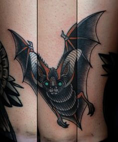 #tattoo by Philip Yarnell More