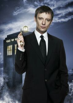John Simm Doctor Who The Master