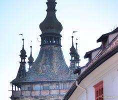 Fotografii din Sighisoara: Turnul cu ceas - Daniel Coman