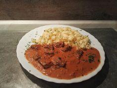 Rahmgulasch aus dem Crock Pot / Slow Cooker 1