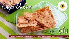 Chips Dukan de Tofu en Microondas, fase Ataque