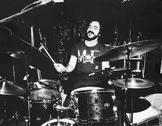The jazz man Peter Erskine. He did some great stuff with Weather Report