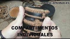 #artesanía #hechoamano #cuero #guardacosicas #grinders #TiendaOnlinedeArteDúo