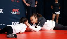 """Michelle Waterson """"The Karate Hottie"""" Fight Mom: Watch full feature-length documentary for free Ufc Women, Mixed Martial Arts, Bar Mitzvah, Latest Movies, Drills, Karate, Documentary, Washington Dc, Mma"""