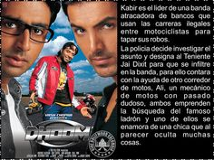 Cine Bollywood Colombia: DHOOM