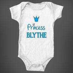 Frozen Princess Blythe Baby Girl Name