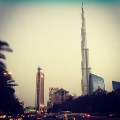 Looove Dubai #dubai #burj