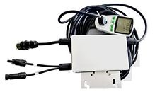 Plug and Play Solar Grid Tie Inverter Add a Solar Panel  Simply Plug into Wall Solar Panels up to 285 DC Watts Solar Panel Input 2550 VDC to 110VAC MPPT Efficiency 95 20 Years Warranty * Details can be found by clicking on the image. Note: It's an affiliate link to Amazon
