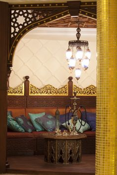 An oriental experience Outside Pool, Pool Bar, Wellness Spa, Luxury Spa, Outdoor Pool, Oriental, Indoor, Home Decor, Interior